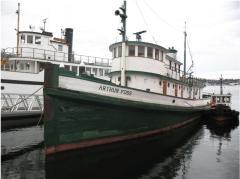 Tugboat Arthur Foss